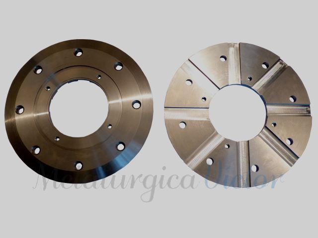 Discos para Maquinaria Especial