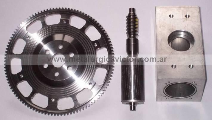 Piezas de Metalurgica Victor